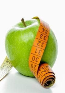 Яблоки - польза для похудения