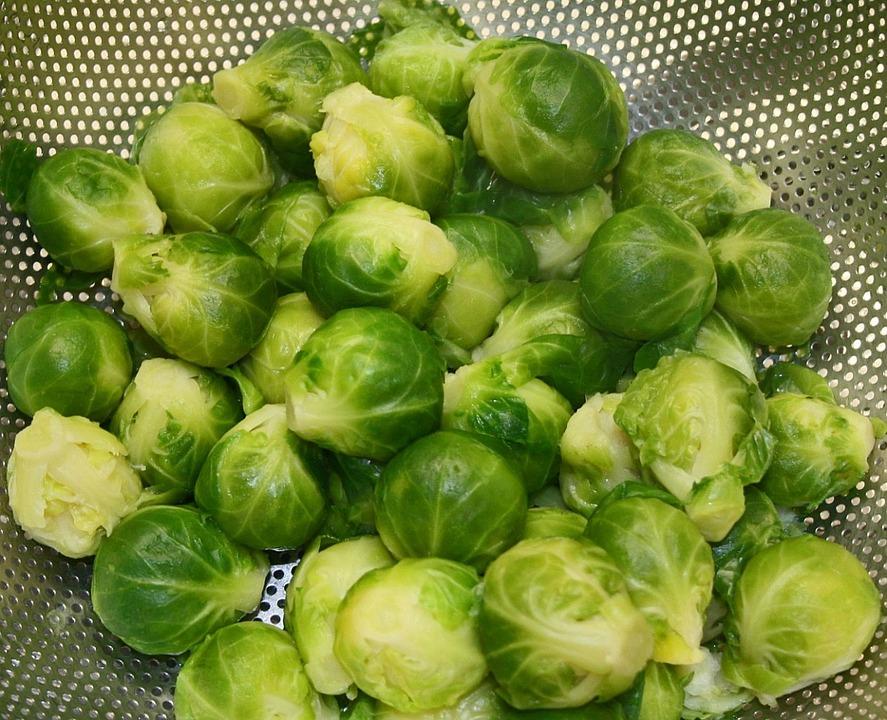 Брюссельская капуста полезна для здоровья