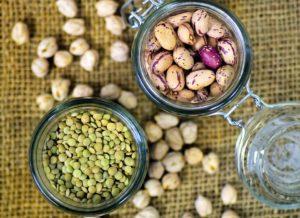 Бобовые содержит антиоксиданты