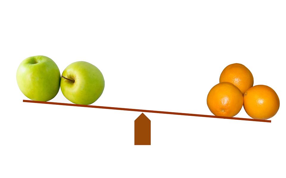 Апельсины или яблоки: что полезнее?