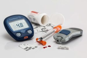 Хорошо влияет на уровень сахара в крови