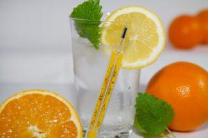 Апельсины усиливают иммунитет