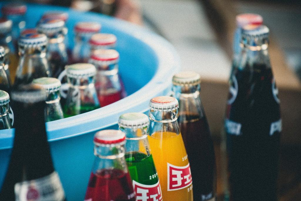 Газированные напитки содержат вредный пропиленгликоль