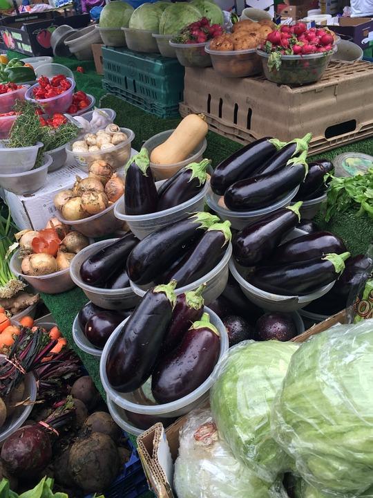 Польза баклажанов как источника энергии и витаминов В