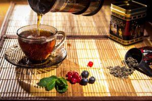 черный чай польза и вред