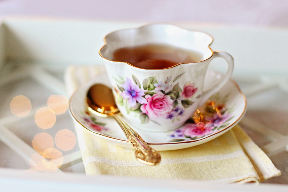 Черный чай полезен для сердца
