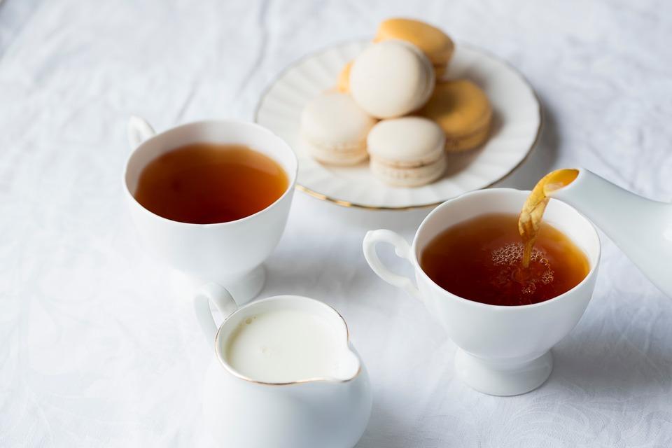 Черный чай также полезен для организма, как и зеленый чай