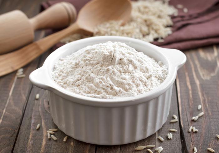 рисовая мука польза и вред