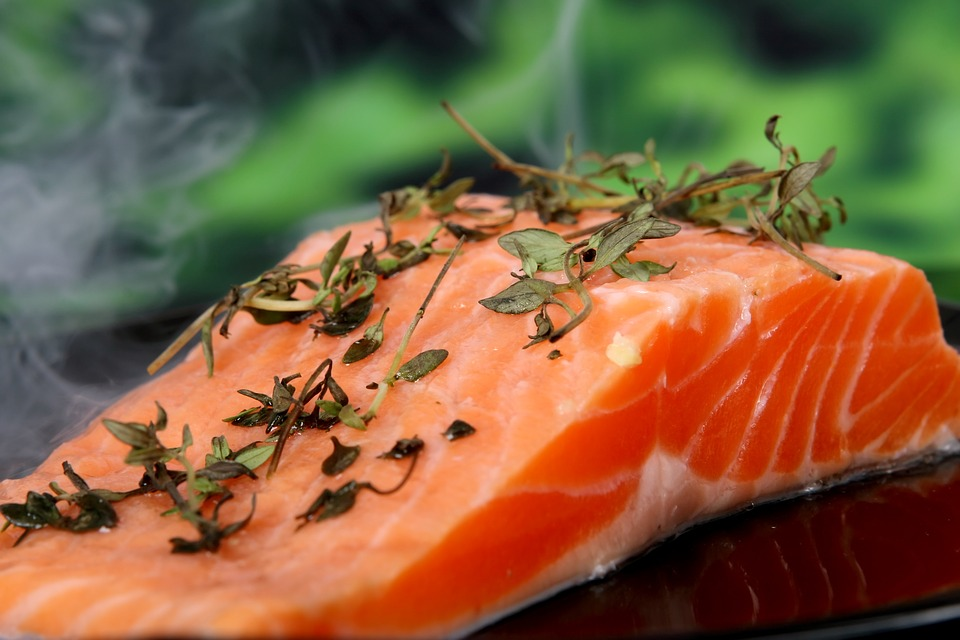 Польза лососевых рыб