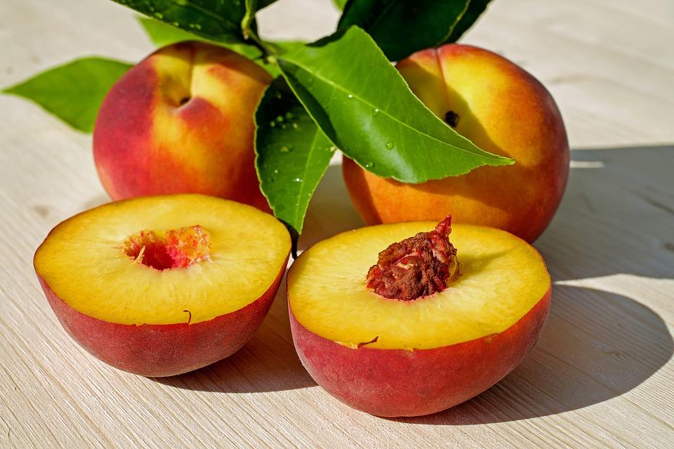 лечебные свойства персиков