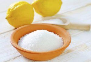 Лимонная кислота польза для организма