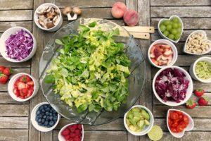 Низкокалорийные продукты для похудения cписок с калориями