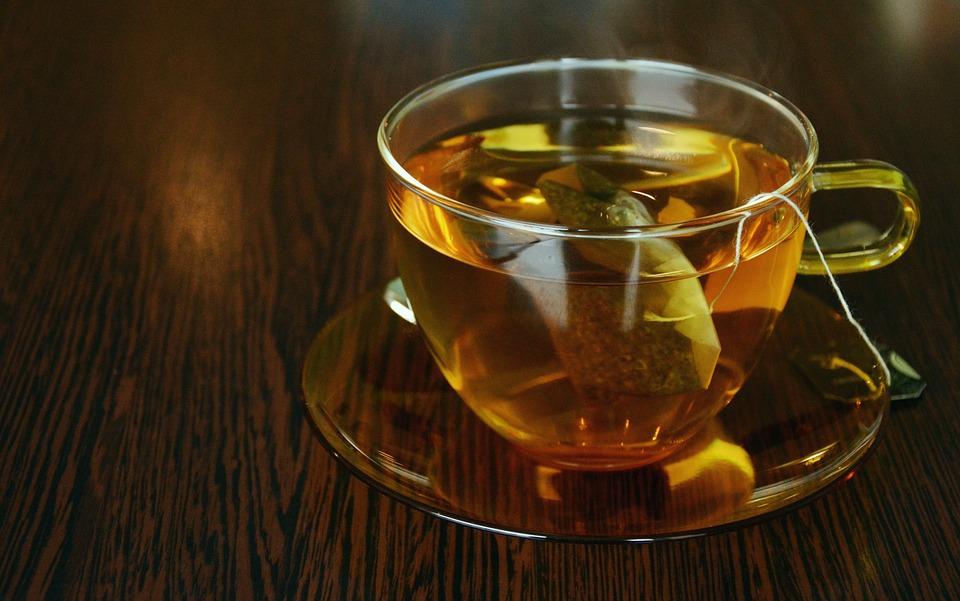 чай обезвоживание