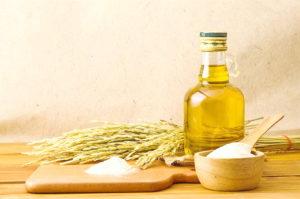 масло рисовых отрубей