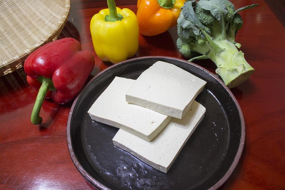 Тофу и темпе