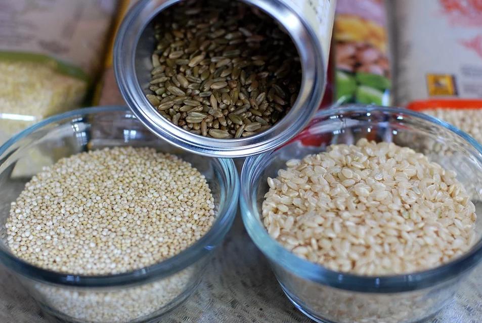 польза цельного зерна