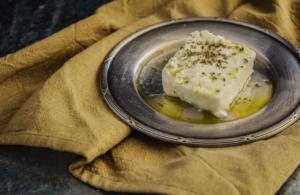 фета козий сыр
